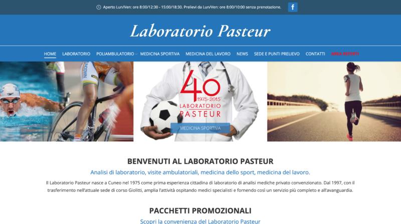 Realizzazione di siti internet a Cuneo.
